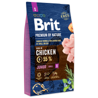 Brit Premium by Nature Junior S, 8 kg