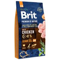 Brit Premium by Nature Senior S-M, 8 kg