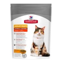 Hill's SP Feline Urinary&Hairball, 3 kg