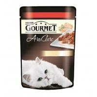 Gourmet A La Carte cu Vita si Legume 85 g