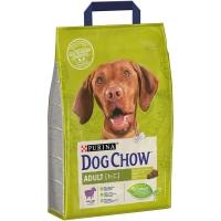 Dog Chow Adult Talie Medie cu Miel, 2.5 kg