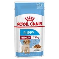 Royal Canin Medium Puppy, 140 g