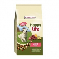 Versele Laga Happy Life Adult cu Miel, 15 kg