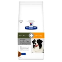 Hill's PD Canine Metabolic+Urinary, 2 kg