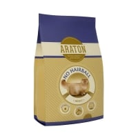 Promo ARATON Cat Adult No Hairball 1kg+500g GRATIS