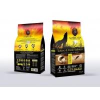 Ambrosia Grain Free Junior Mini Pui&Peste Proaspat, 12kg