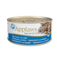 Applaws conserva ton si crab 70 g