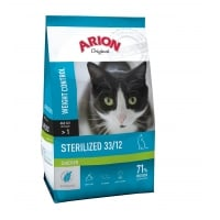 Arion Original Cat Sterilised cu Pui 2 kg