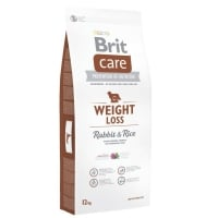 Brit Care Weight Loss cu Iepure si Orez