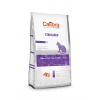 Calibra Cat EN Sterilised cu Pui, 2 kg