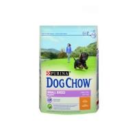 Dog Chow Puppy Small Breed cu Pui, 2.5 Kg