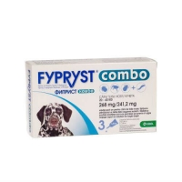 Fypryst Combo Caine L 20-40 kg, 3 pipete