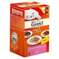 Gourmet Mon Petit cu Vita 6 x 50 g