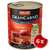 Pachet Conserve Grancarno Adult Vita 6x800 g