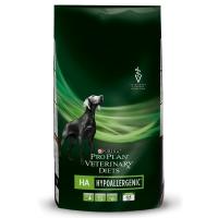 Purina Veterinary Diets HA Dog Dieta Hipoalergenica, 3 Kg