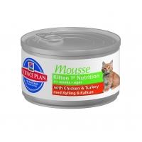 Hill's SP Feline Kitten Mousse Conserva, 85 g