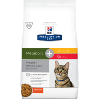 Hill's PD Feline Metabolic + Urinary Stress, 4 kg