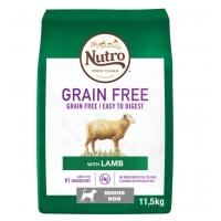 Nutro Grain Free Adult Senior, 11.5 Kg