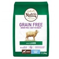 Nutro Grain Free Adult Talie Mare Miel, 11.5 Kg