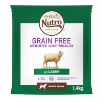 Nutro Grain Free Adult Talie Medie Miel, 1.4 Kg