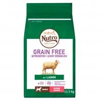 Nutro Grain Free Adult Talie Mica Miel, 11.5 Kg