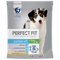 Perfect Fit Dog Junior cu Pui, 1.4 kg