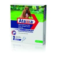 Pipeta Antiparazitara Ataxxa Caine 25-40 kg