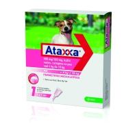 Pipeta Antiparazitara Ataxxa Caine 4-10 kg