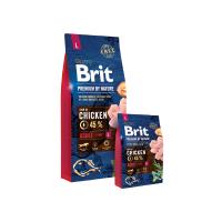 Brit Adult Premium by Nature Adult L, Pachet Econimic, 18 kg