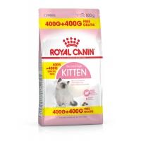 Royal Canin Kitten 36 400 g + 400 g Gratuit