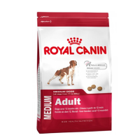 Royal Canin Medium Adult - 15kg + 3kg GRATUIT