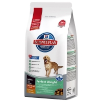 Hill's SP Canine Perfect Weight Large Breed Adult, 12 Kg
