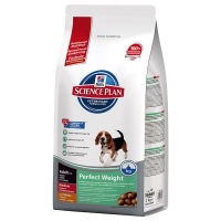 Hill's SP Canine Perfect Weight Medium Adult, 2 Kg
