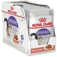Royal Canin Sterilised Plic Bax
