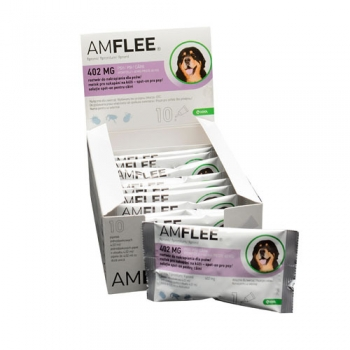 Pipeta Antiparazitara Amflee Spot-On Caini > 40 kg