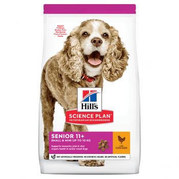 Hill's SP Canine Senior Small & Miniature Pui, 1.5 Kg