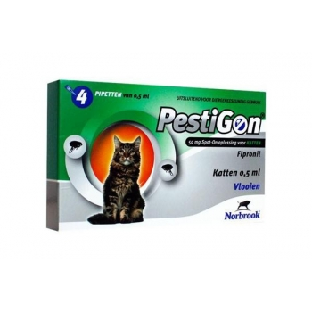 Pestigon Cat 4 pipete