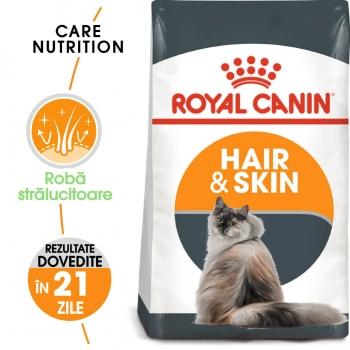 Royal Canin Hair & Skin, 4 kg