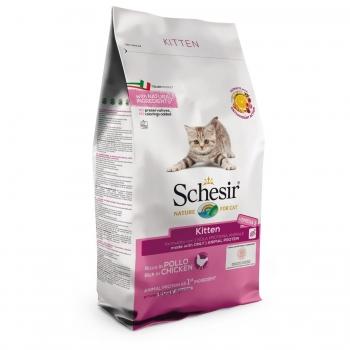 Schesir Cat Kitten cu Pui, 1,5 kg