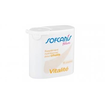 Sofcanis Felin Vitalite, 40 comprimate