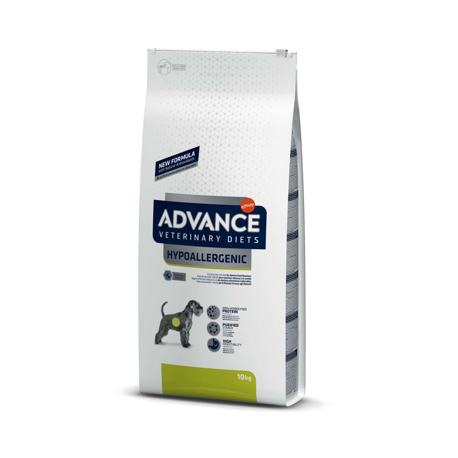 Advance VD Dog Hypoallergenic, 10 kg