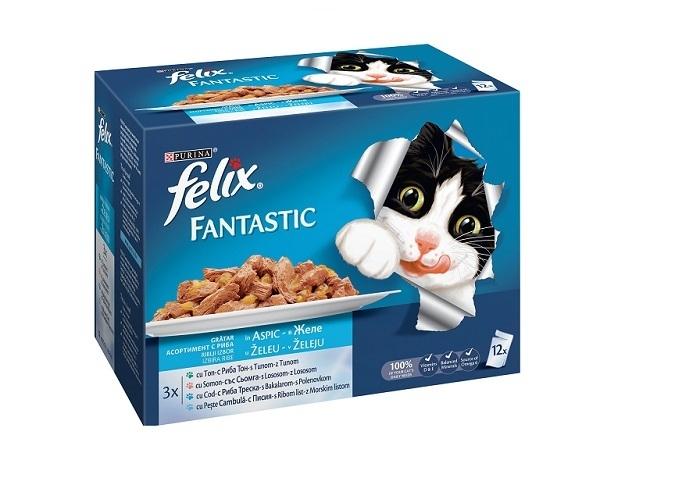 Felix Fantastic Peste, 12 x 100 g