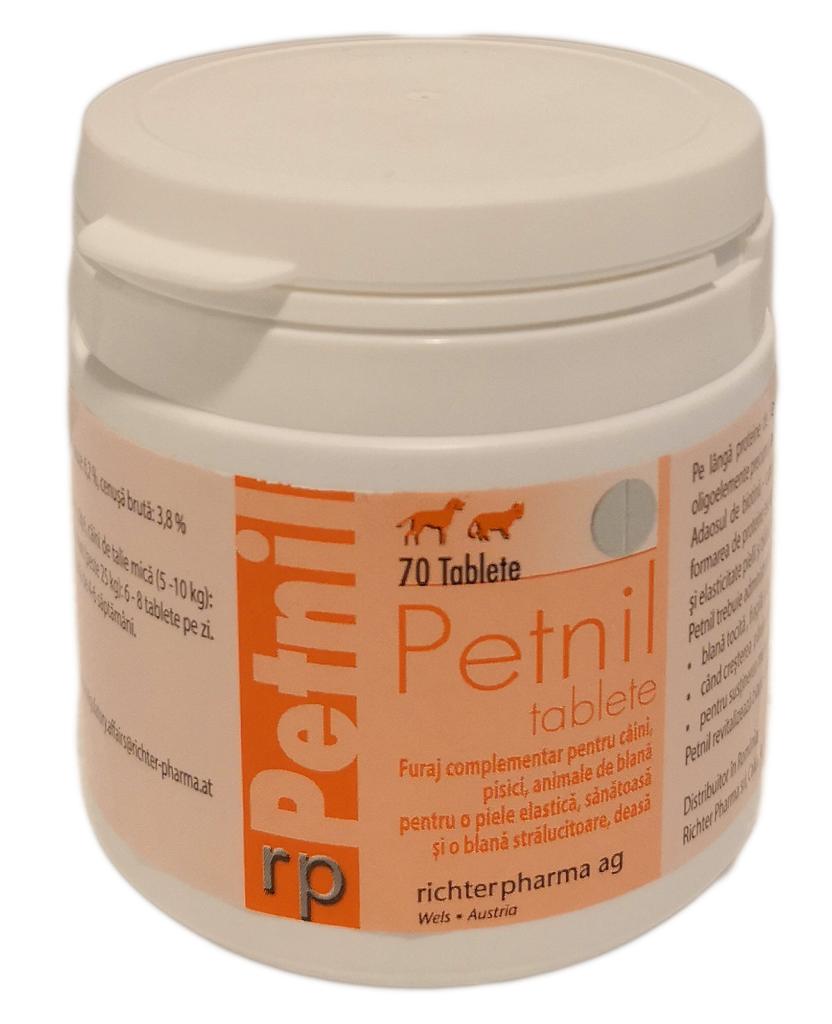 Supliment Nutritiv Petnil 70 tablete
