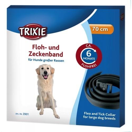 Zgarda Antiparazitara Trixie Dog, 70 cm