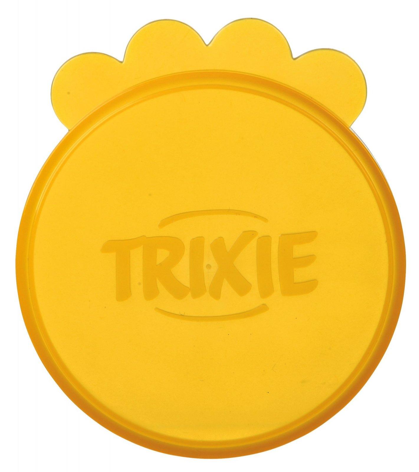 Trixie Capac Plastic pentru Conserve, 3 bucati