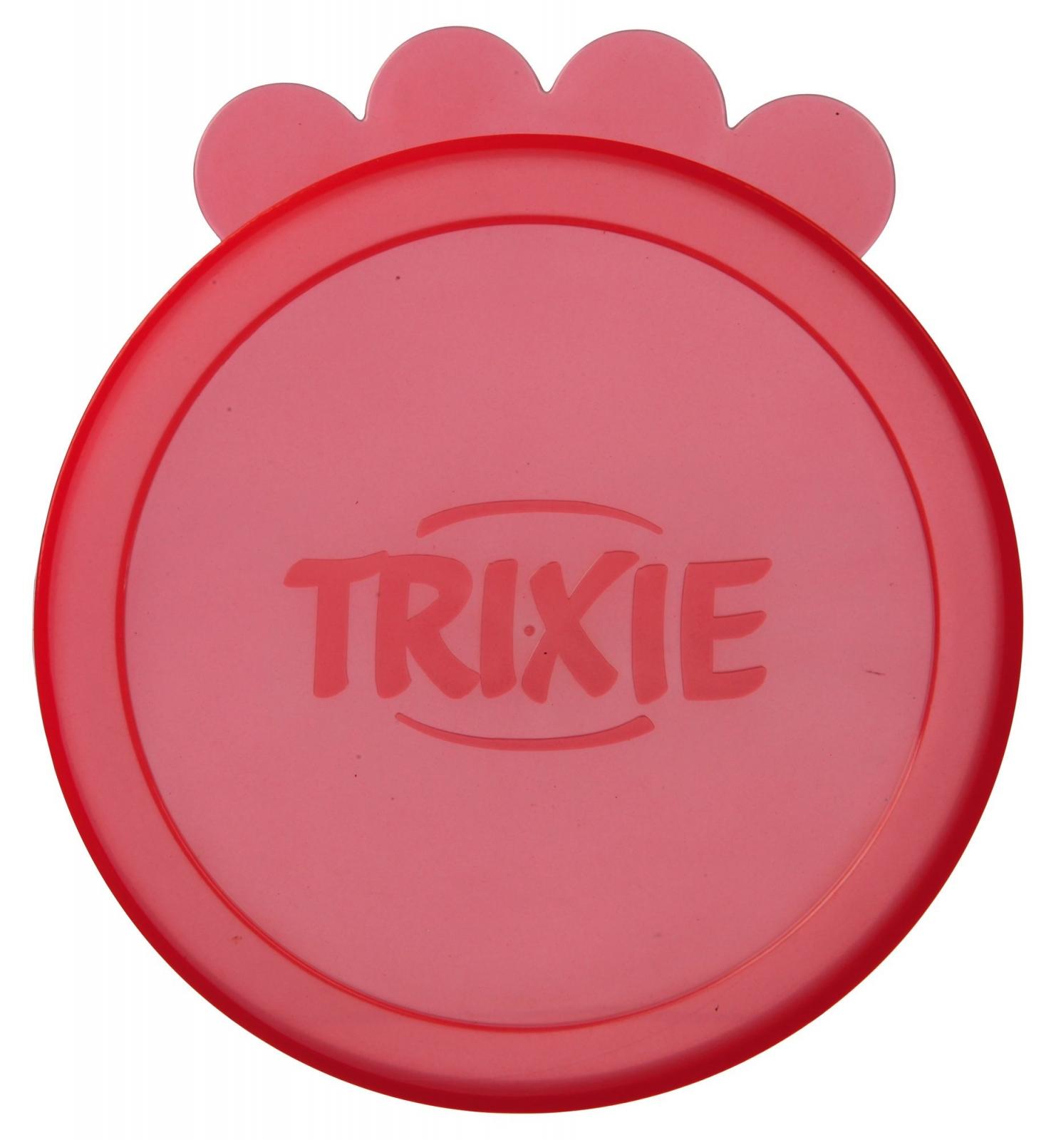 Trixie Capac Plastic pentru Conserve, 2 bucati