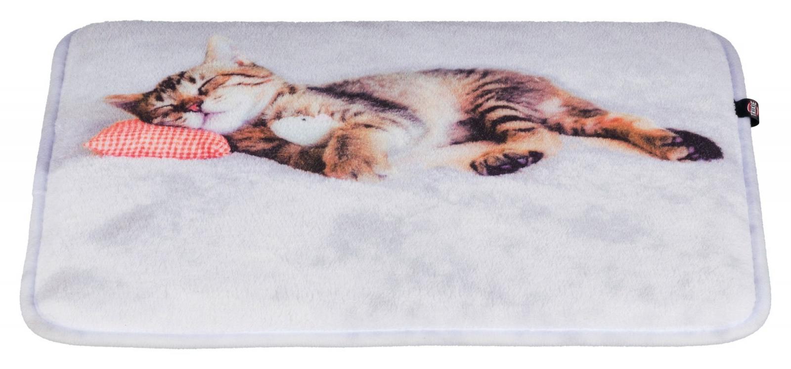 Pernuta Trixie Nani, Gri, 40 x 30 cm