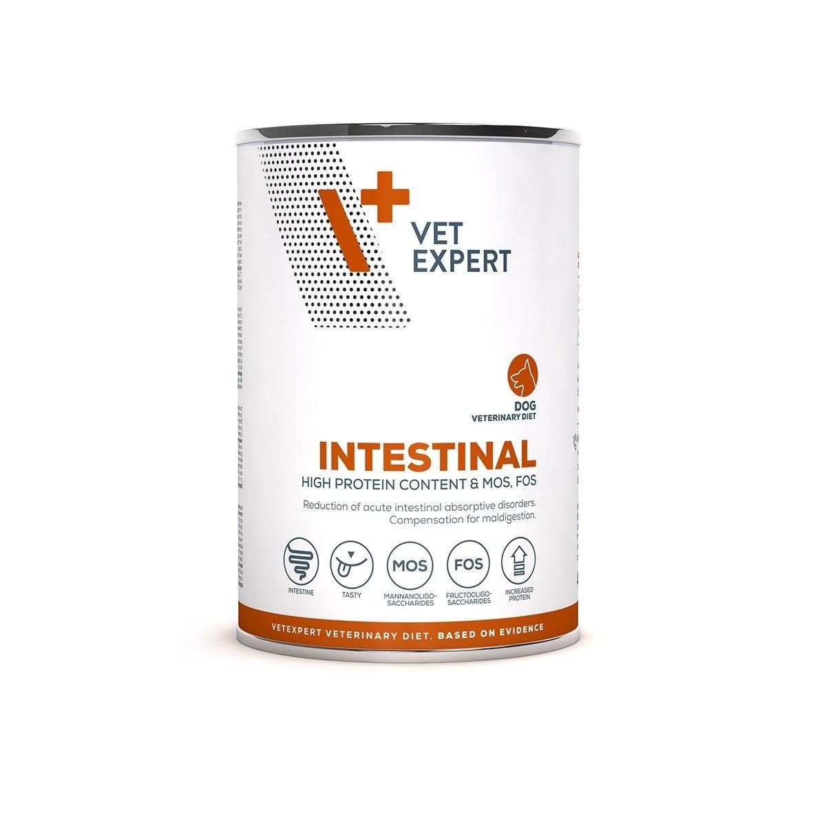 4T Veterinary Diet Gastro Intestinal Dog, Conserva 400 g