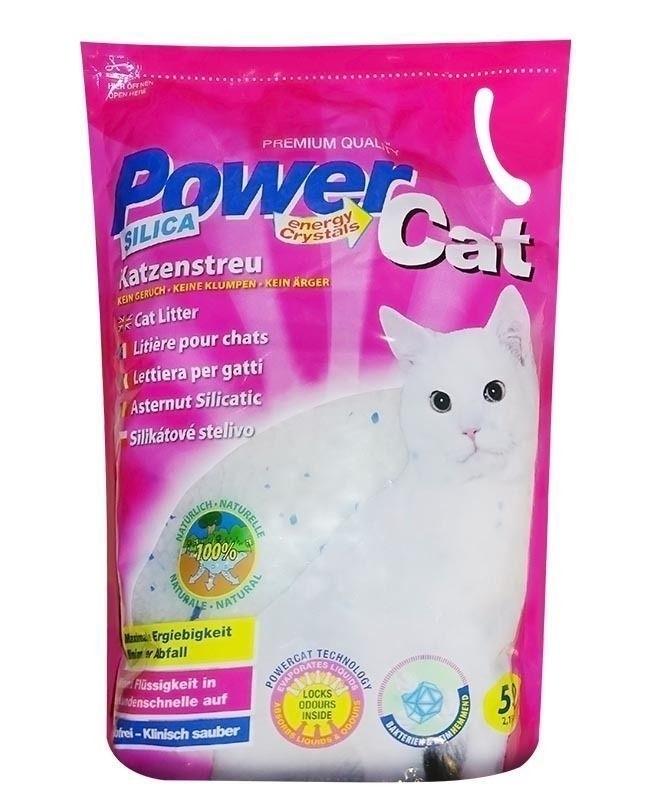 Asternut Igienic pentru Pisici, Power Cat 3.8 litri
