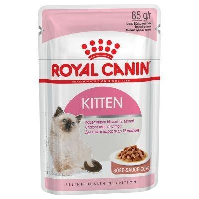 Royal Canin Kitten Instinctive, 85 g